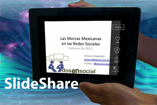 LinkedIn lleva el aprendizaje a tus manos con SlideShare