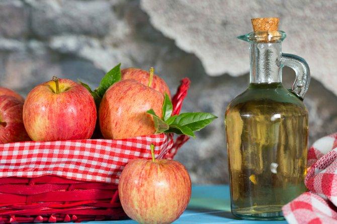 5 Razones Para Agregar Vinagre de Sidra de Manzana a Tu Dieta