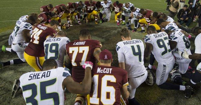 Seattle hunde a los Redskins en el sótano