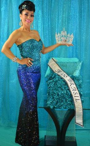 Luisa Fernanda Cortes, talento y belleza