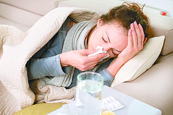 Fuertes contra la gripe