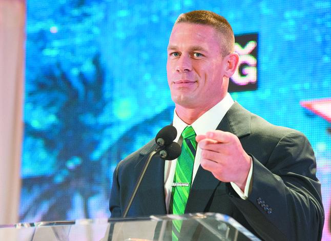 John Cena incursiona en la música