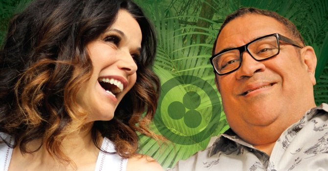 Talismán: Sammy Figueroa & Glaucia Nasser
