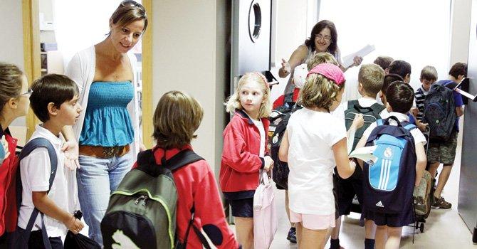 Escuelas privadas abren puertas