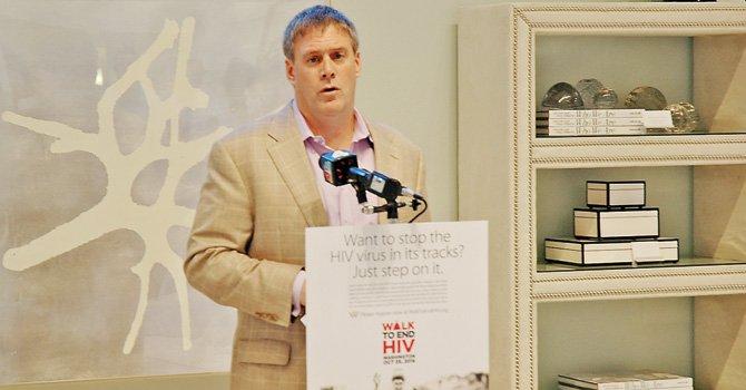 Caminarán por el fin del VIH