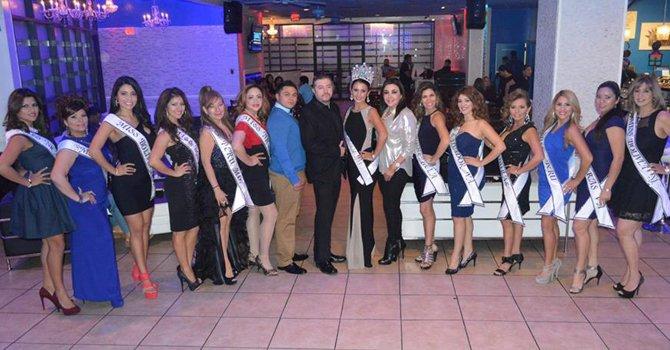 Llega Miss Señora Latina 2014