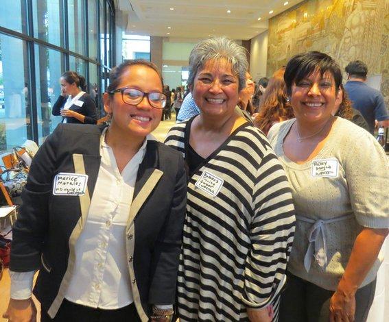 Movilizan a los votantes latinos en el área de DC
