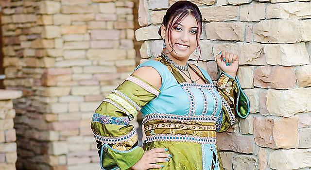 MEDIEVAL. El tema elegido por la talentosa Ana María Singh.