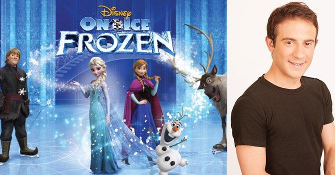 """Argentino representa a latinos en """"Frozen"""""""