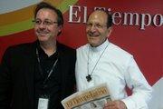 El sacerdote Alejandro Solalinde visitó El Tiempo Latino en abril de 2013 y, en entrevista con Alberto Avendaño, habló de reforma migratoria en Estados Unidos y de abusosa los inmigrantes en México. Ahora Solalinde le reclama al Gobierno mexicano por la desaparición de 43 estudiantes en el municipio de Iguala