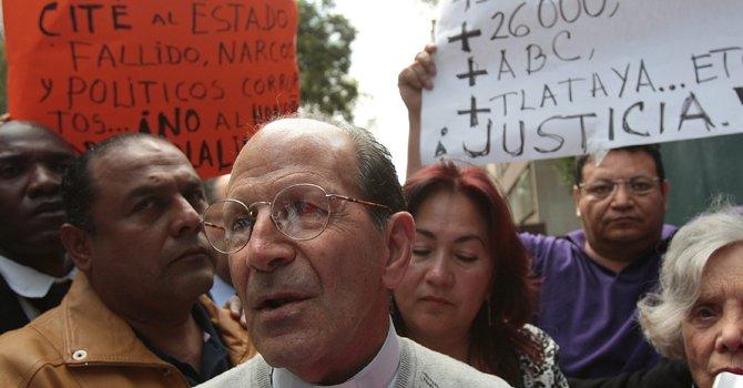 """""""Emergencia nacional"""" en México por desaparición de jóvenes"""