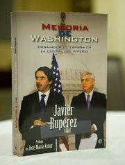 El libro del embajador Javier Rupérez