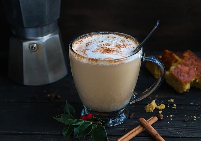 Café con Leche de Calabaza