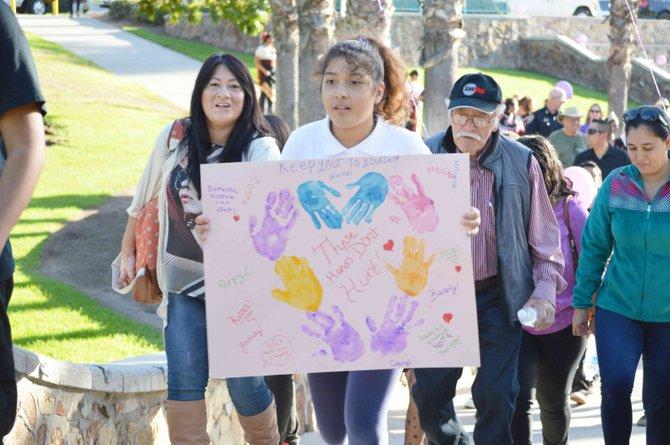 Preocupa violencia doméstica en sur de San Diego