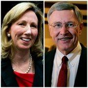 DISTRITO 10. La republicana Barbara Comstock se medirá al demócrata John Faust.
