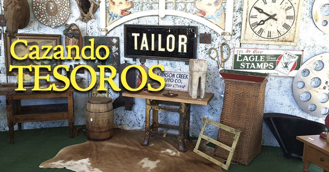 La Original Round Top Antiques Fair en Texas, un destino para los amantes de lo antiguo