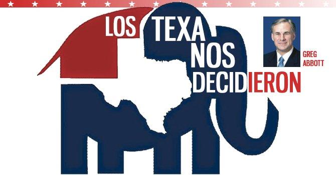 Los pronósticos se cumplieron: Greg Abbott gobernará Texas por los siguientes 4 años
