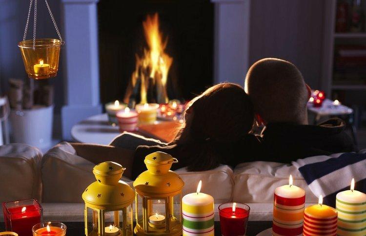 Consejos para mantener la casa caliente con poca o ninguna - Calentar la casa ...