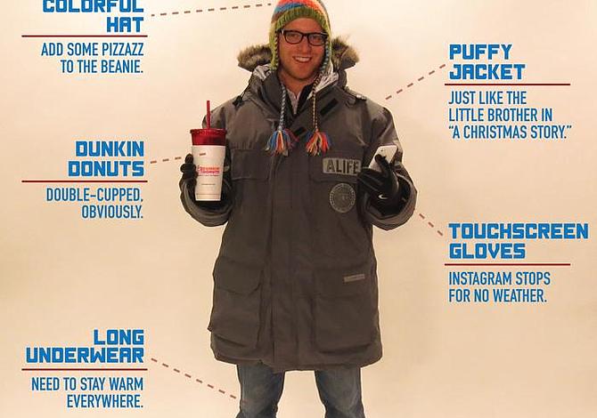 Cómo prepararse para el invierno en Boston: Consejos de un hombre de Florida