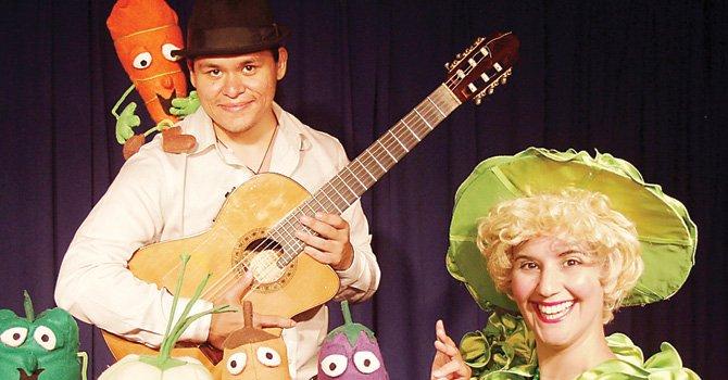 Teatro para niños y Argentina en festival
