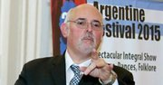 Daniel Manzoni Presidente y fundador del Festival Argentino del área metropolitana de Washington, DC