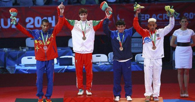 México mantiene el paso en el Taekwondo
