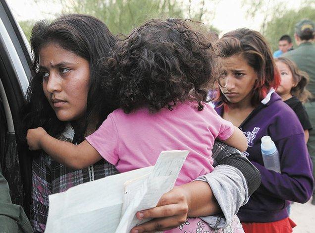 Programa de refugio para niños migrantes