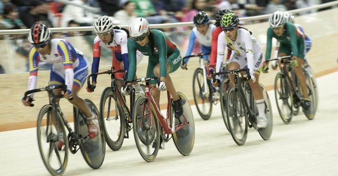 Colombia, Cuba y México ganan en ciclismo