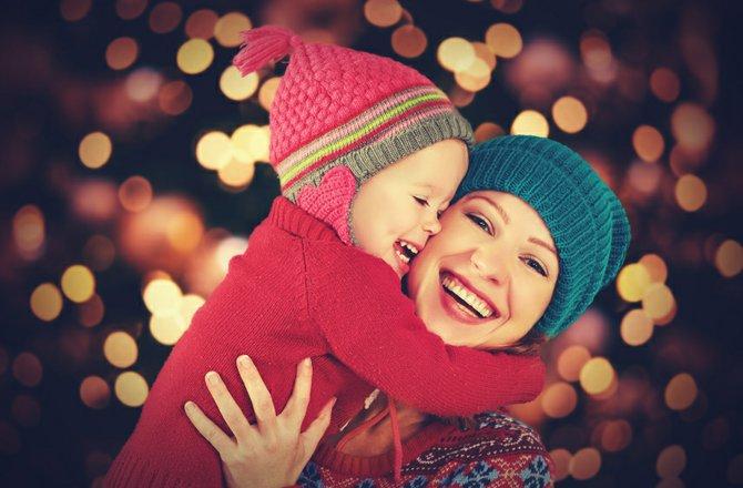 Consejos para hacer fotos familiares en las fiestas decembrinas