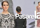 El diseñador cubano Rene Ruiz presentó sus vestidos con una marcada tendencia en el glamour y la sofisticación. /Fotos: Melissa Mendoza