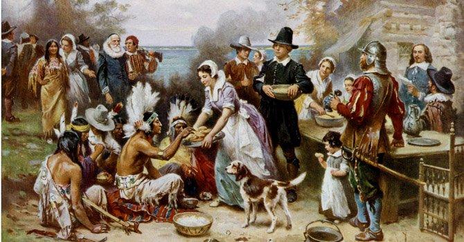 """Origen hispano de """"THANKSGIVING"""""""