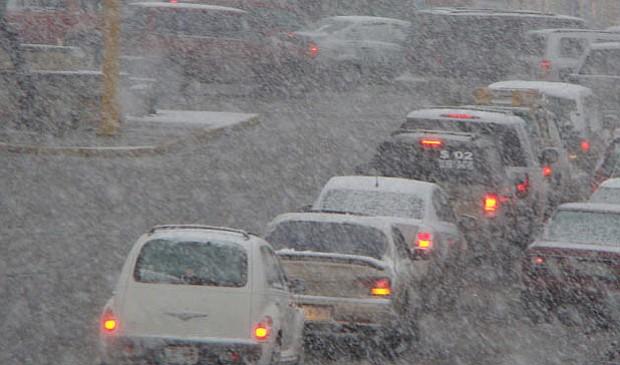 Esta noche viene frío y más nieve a Massachusetts - y el lunes otra posible tormenta
