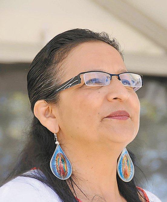 Susana Almanza - Distrito 3