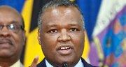 El ejecutivo del condado de Prince George's, Maryland, Rushern L. Baker III