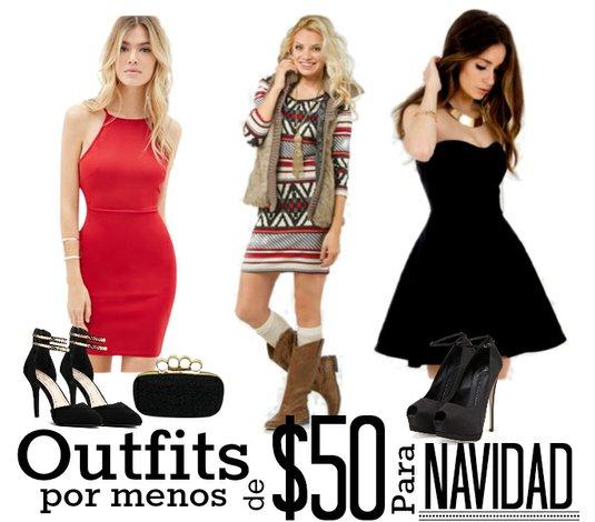 Outfits por Menos de $50 para Navidad