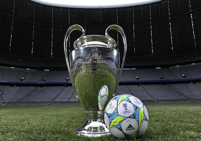 Estos son los resultados de la jornada de Champions League de éste miércoles