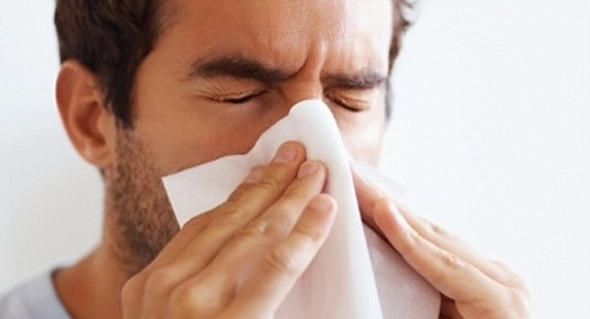 No subestime el poder de una simple gripe