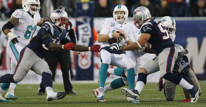 Patriots ganan sexto título en fila en el Este