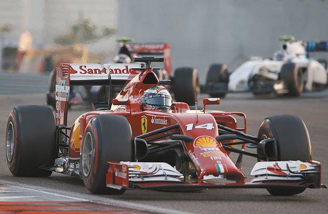 Alonso regresa a McLaren