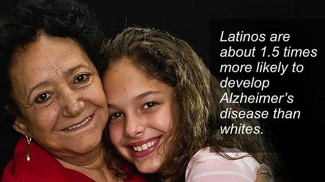 Grupos ofrecen ayuda a latinos ante la epidemia del Alzheimer.