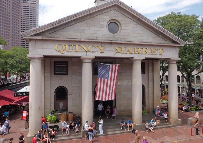 Quincy Market conservará a la mayoría de sus comerciantes luego de su remodelación