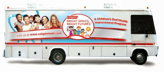 Chequeos dentales gratuitos obre ruedas en MD y DC