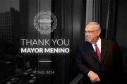 El querido ex alcalde Menino falleció el 30 de octubre.