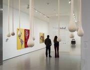 Prácticas Globales fue la primera exposición del MFA dedicada al arte latinoamericano.