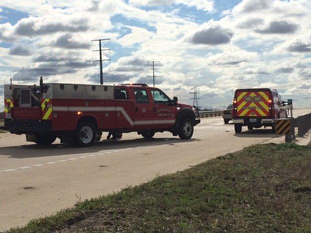 Una persona muere en accidente en autopista SH-130