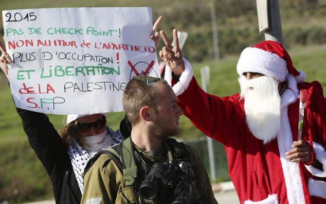 Palestina envió documentación para entrar al TPI