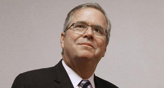 El exgobernador de Florida Jeb Bush ha dado los primeros pasos para concentrarse en la candidatura republicana para las elecciones presidenciales de 2016.