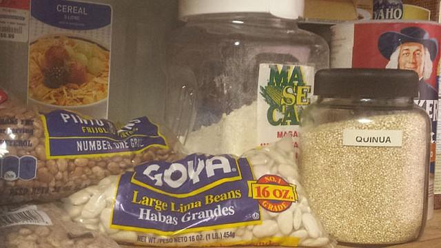 """La quinua o """"quinoa"""" ha adquirido una popularidad mundial por sus valores tradicionales.  Perú exportó quinua por 180 millones de dólares en 2014"""