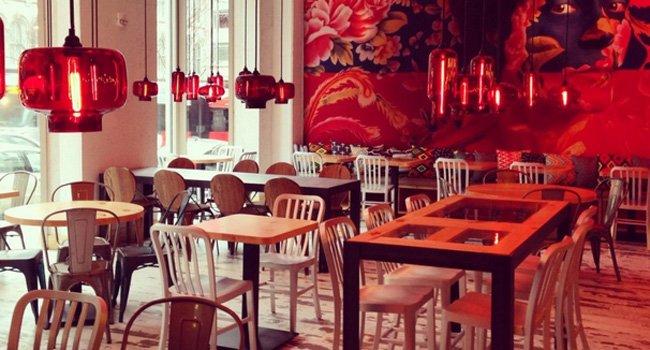 Jose Andres's Peruvian-Chinese-Japanese restaurant