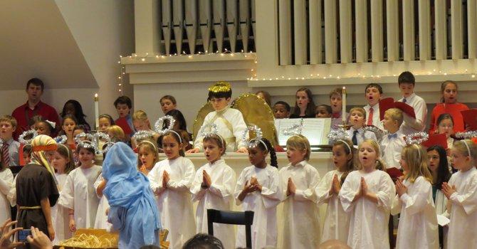 DC: celebran el milagro en escuela episcopal